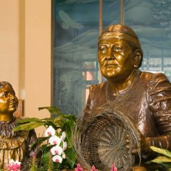 Martha Jane Bronze Monument-1