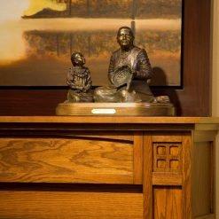 Martha Jane Bronze Monument-4